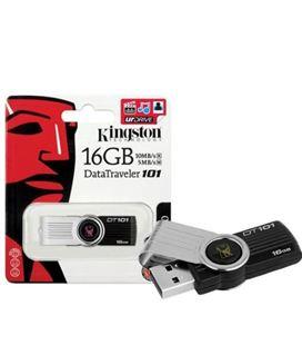 Memoria usb 16gb datatraveler101 kingston dt101g2/16gb - 32417