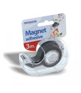 Iman magnetic tape 19mmx3m con portarollos miniland 95008 - 950088