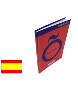 Ortografia lengua española tapa dura vox 2416007 - 77144
