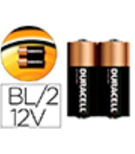Pila alcalina blister 2 simply security para mando 12v mn21 duracel - 74410