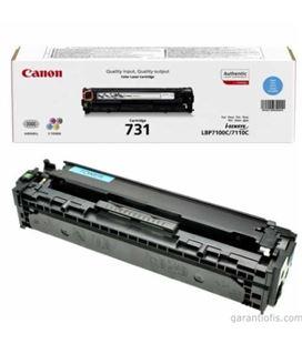 Toner laser cyan 731c canon - 207275