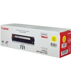 Toner laser amarillo 731y canon - 207285