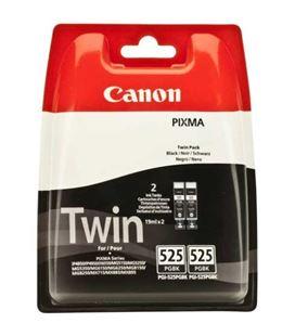 Cartucho inkjet pack 2 unidades negro pgi525bk canon - 55535