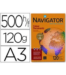 Papel a3 500h 120grs blanco navigator 140367 - 140367
