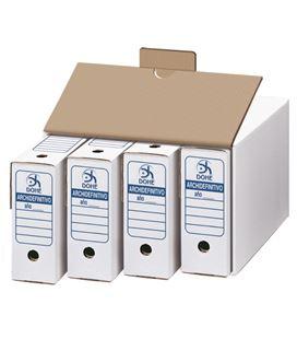 Contenedor para 4 definitivos carton dohe 09051 - 09051
