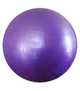 Pelota gigante violeta 45cm jim sports 0003616 - 0003616