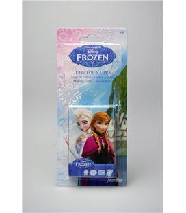 Baraja infantil 40 cartas frozen disney foliournier 1028179