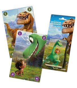 Baraja infantil 40 cartas el buen dinosaurio disney foliournier 1031592 45111