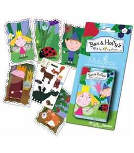 Baraja infantil 40 cartas ben & holly foliournier 1029673
