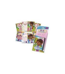 Baraja infantil 40 cartas doctora juguetes disney foliournier 43838