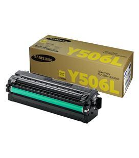Toner laser amarillo samsung clt-y506l/els - 15499