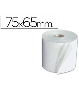Papel electra 75mmx65mts paquete 10 unidades liderpapel 14733 - 14733
