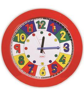 Reloj gigante escolar numeros 60ø henbea - 112522