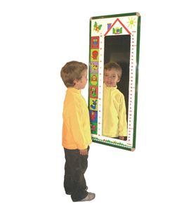 Espejo medidor (altura 50 y 150 cm) henbea - 113305