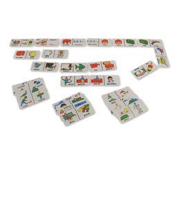 Domino de opuestos +5 años henbea - 112776