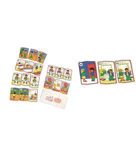 Juego de higiene 24 tarjetas henbea - 112875