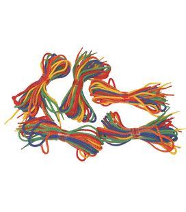 Cordones trenzados 10 cordones henbea