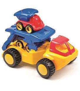 Transporter dumpy estuche miniland - 112571