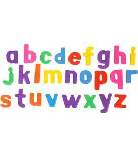 Letras magneticas minusculas 32mm 62 piezas estuche miniland - 112772