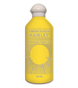 Tempera liquida 500 ml amarillo - 111568