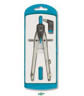 Compas con adaptador serie diseño azul faibo - 111469