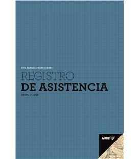 Cuaderno profesorado: registro de asistencia castellanoadditio - 114045