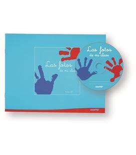 Álbum las foliotos de mi clase (contiene cd) additio - 114658
