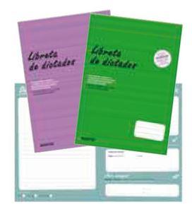 Libretas escolares para dictados primaria catalán additio - 114258