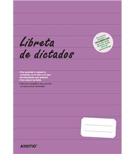Libretas escolares para dictados primaria castellano additio - 114025