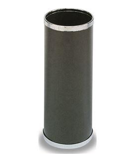 Paragüero metal con aros negro 301 sie - 114418