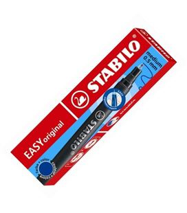 Cartuchos easyoriginal pack 3uds. 0,5mm azul stabilo - 114393