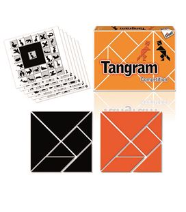 Juego tangram competition diset 76504 - 114669