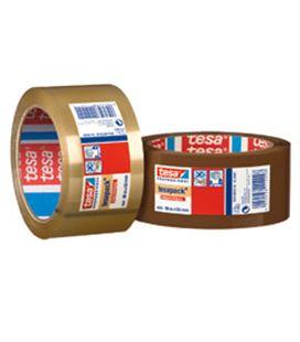 Tesapack® 4024 precinto 66m x 50mm transparente - TE040240023402