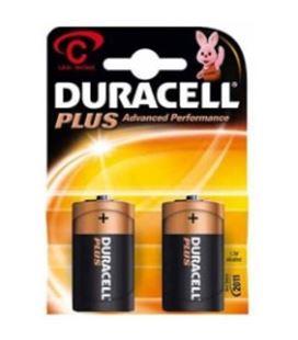 Pila alcalina plus power c (lr14) blister 2 duracell - DRS0560210