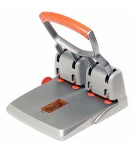 Taladro gruesos 4 agujeros hdc150/4 naranja y gris 150 hojas 23223100 rapid - 23223100