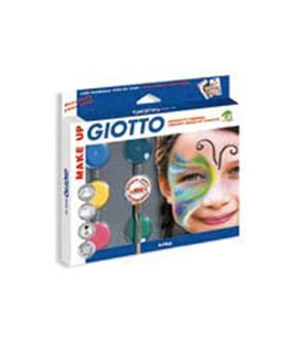 Fil giott0 set maquillaje sombra ojos 5 botes colores surtidos 5.5ml + blan