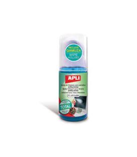 Spray antibacterias pantallas 200ml apli - AP12084