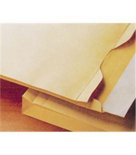 Bolsa 229x324x30 kraft caja 250 unidades unipapel 19023 - UN19023