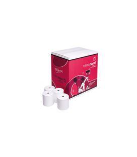 Papel termico rollo 80x80 8 unidades adveo 851298 - 851298