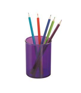 Fbo cubilete plastico 205t violeta