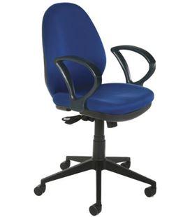 Silla modelo 939 azul rd-939/3 brazos - 140417