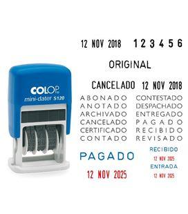 "Fechador s-160""pagado""s100.s160.l1 colop - 210575"