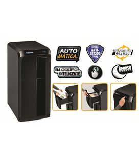 Destructora automática automax 500c fellowes 4652101 - 4652101