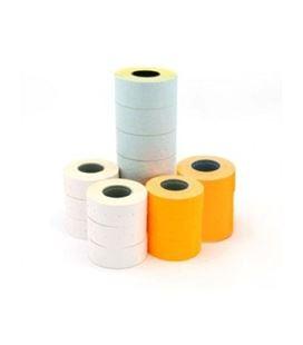 Etiquetas pack 6 r. 1000 etq 21x12 r. fluo. perm. para modelo 101418 apli - 100912