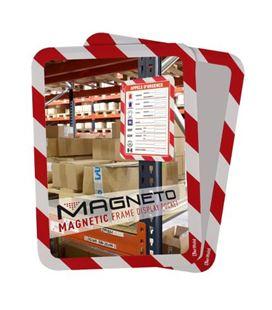 Tar marco seguridad magneto ro/bl - 241043
