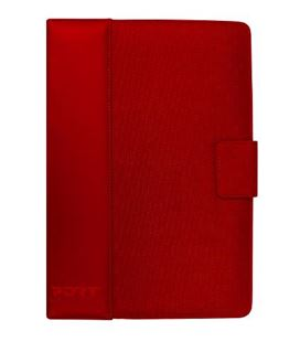 "Funda tablet universal phoenix roja 10"" fellowes - 120279"