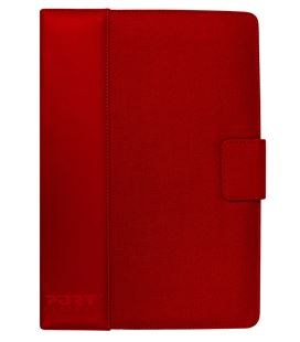 "Funda tablet universal phoenix roja 7"" fellowes - 120285"