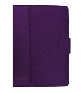 "Funda tablet universal phoenix morada 10"" fellowes - 120281"