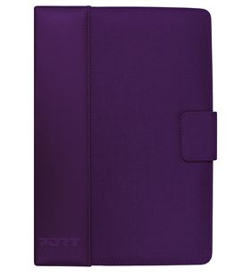 "Funda tablet universal phoenix morada 7"" fellowes - 120287"