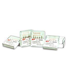Agujas finas compatible con etiquetadora 101546. 5u apli 101571 - 101571